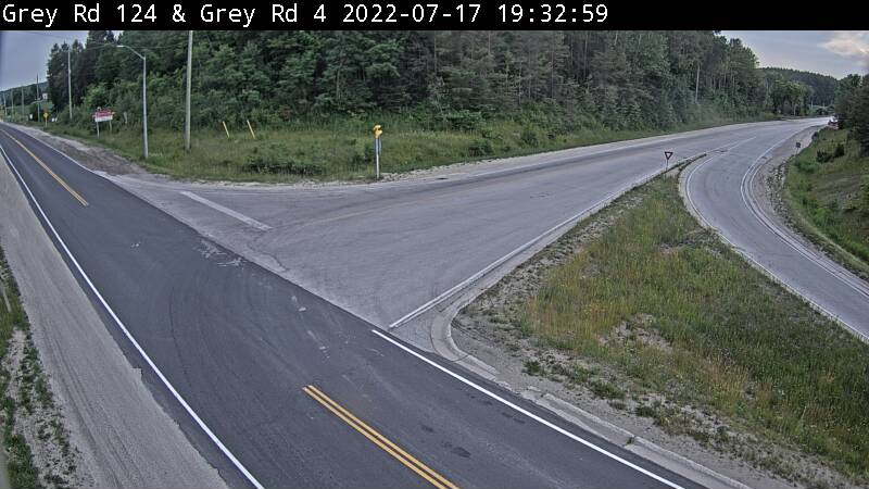 GREY ROAD 124 and GREY ROAD 4