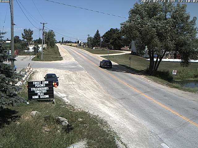 Grey Road 14 at Conn
