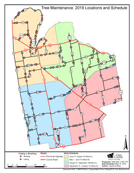 Small image of the 2019 brushing map.