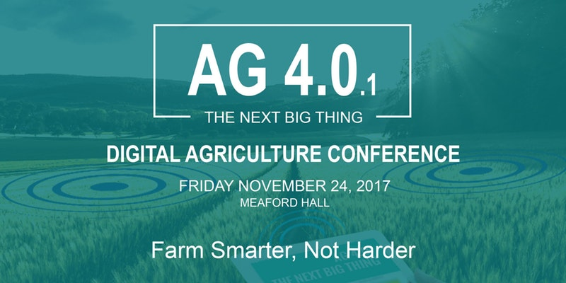 Ag 4 0 Welcomes Youth to Upcoming Ag Tech Conference
