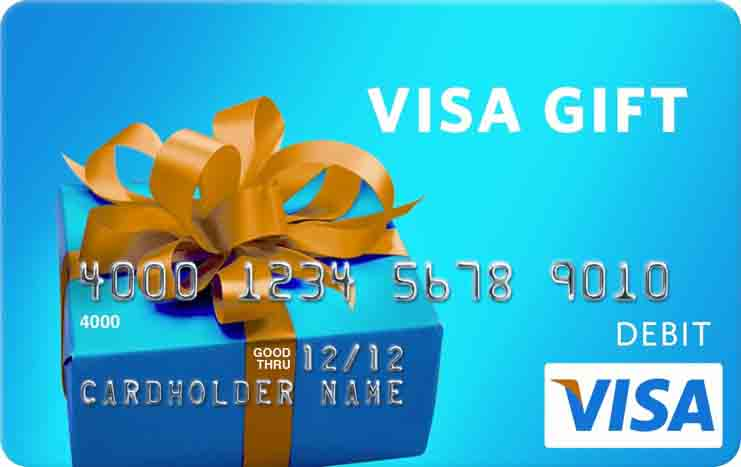 complete our short survey and you could win a 250 visa gift card