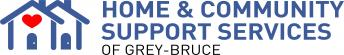 home and community support service grey bruce logo