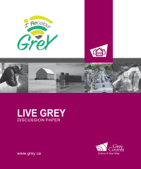 Live Grey discussion paper cover