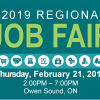 2019 Regional Job Fair Logo