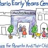 Ontario Early Years Centre logo
