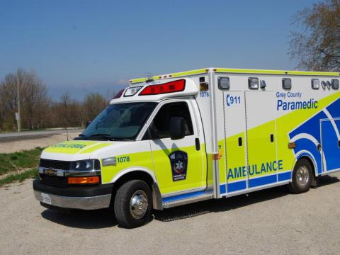 Grey County Ambulance