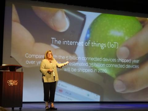 Digital Disruption with Marcia Woods