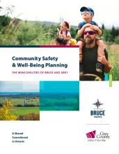 Community Safety and Wellbeing Plan Cover