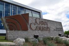 Grey County administration building
