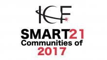 Intelligent Communities Forum Smart 21 Logo