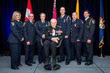 Grey County Paramedics and Canadian Governor General