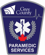 Grey County paramedic services logo