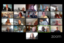 Grey County Council and Committee of the Whole (Zoom Capture) - June 10, 2021.